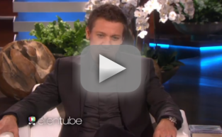 Jeremy Renner on Ellen