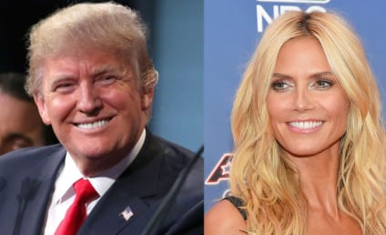 Donald Trump Doesn't Think Heidi Klum Is Very Hot Anymore