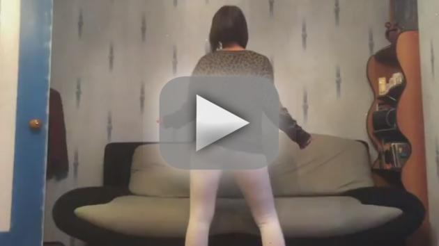 Crappiest. Twerking. EVER.