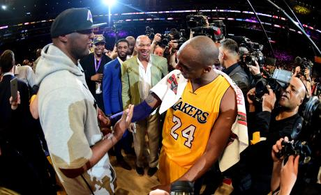 Lamar Odom Reunites With Kids Thanks to Kobe Bryant!