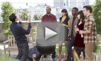 New Girl Season 4 Episode 9 Recap: Happy Bangsgiving!