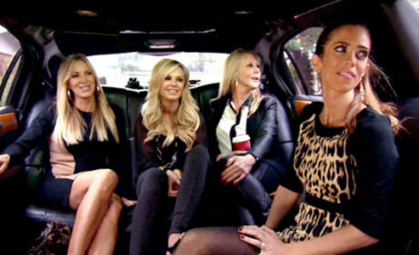 The Real Housewives of Orange County Recap: Say Yes To The Dress