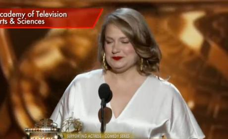Merritt Wever Emmy Acceptance Speech: The Best of All Time