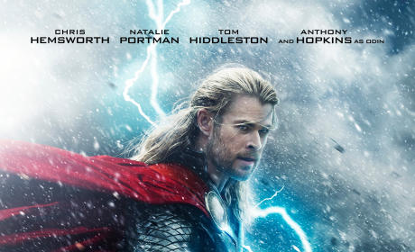 Thor: The Dark World Poster Debuts