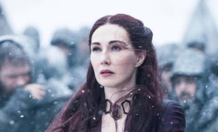Game of Thrones Fans Call Attention to BIG Problem With Melisandre Reveal