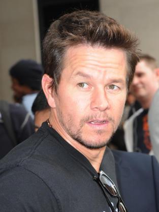 Mark Wahlberg Up Close