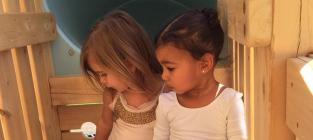 Kim Kardashian Shows Up Scott Disick, Sends Niece Birthday Wishes