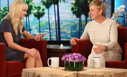 Anna Faris Prank Calls Chris Pratt, Wins Us Over Forever