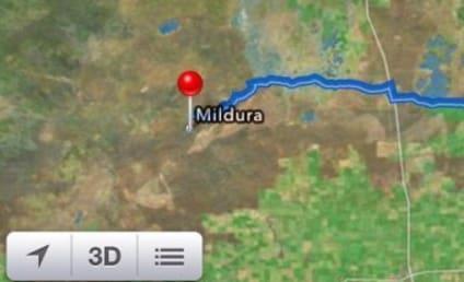 Apple Maps Deemed Unsafe, Discouraged By Australian Police