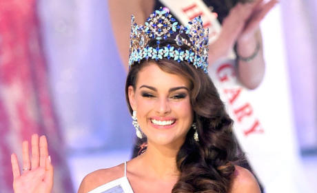 Rolene Strauss Crowned Miss World 2014!!!!!