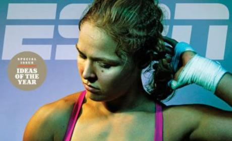 Ronda Rousey Opens Up About Injuries: I Still Can't Eat an Apple!