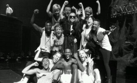 Lady Gaga and Fans