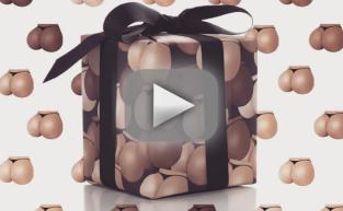 Kim Kardashian: Wrap Your Next Gift With My Butt Cheeks!