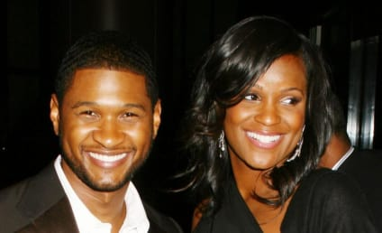 Tameka Foster to Usher: I Will F--k You Up!