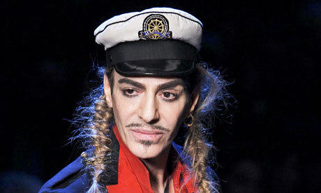 John Galliano Pic