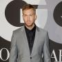 Calvin Harris in Grey Suit