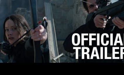 The Hunger Games Mockingjay Trailer: Official, Extended, AWESOME!