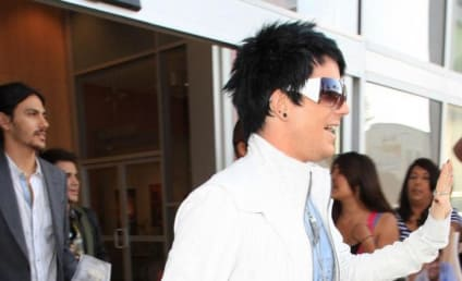 Adam Lambert and Allison Iraheta: American Idol Answer Machines!