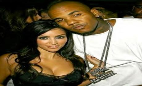 The Game: I Totally Banged Kim Kardashian!