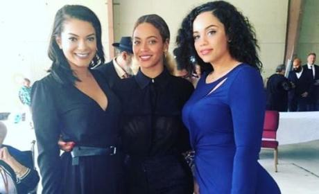 "Kristin Douglas: Beyonce's ""Cousin"" Becomes Insta-Famous For Kardashian-Like Curves"