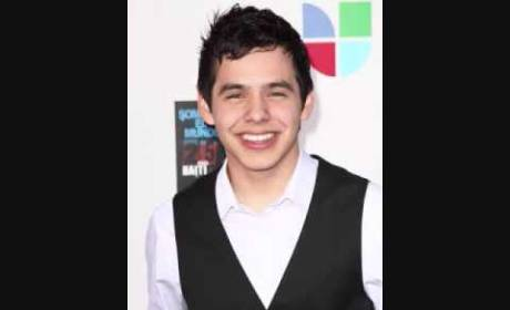 """David Archuleta Song Preview: """"Something 'Bout Love"""""""