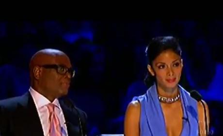 Melanie Amaro X Factor Audition