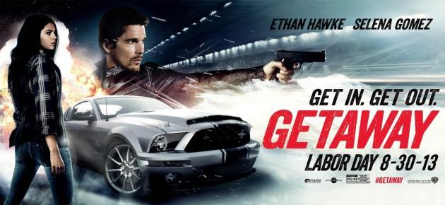 New Getaway Poster