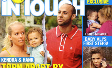 Hank Baskett: Cheating on Kendra Wilkinson With Jessica Hall?