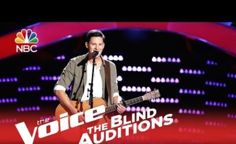 Chris Crump - Thinking Out Loud (The Voice)