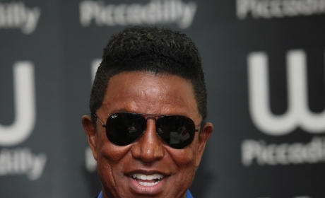 Jermaine Jackson to Bobbi Kristina Brown: Stay Strong!