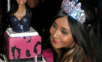 Princess Snooki Celebrates Birthday in Style