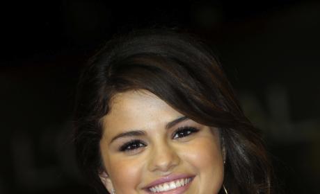 Selena Gomez Film Festival Photo