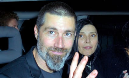 Matthew Fox: Accused of Assault