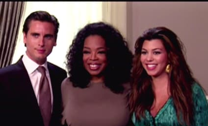 Oprah Winfrey Signs Release to Appear on Keeping Up with the Kardashians