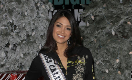 Nicole Johnson Quietly Named Miss California