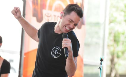 Andy Grammer Joins Dancing with the Stars, Pens Touching Note