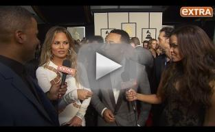 Chrissy Teigen and John Legend Talk Sex at the Grammys