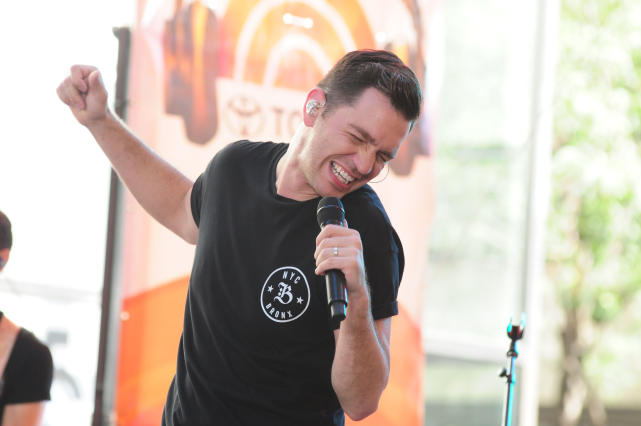 Andy grammer on today