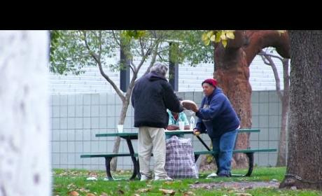 Homeless Man Receives $100: How He Spent it Will Shock You