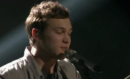 Phillip Phillips on American Idol: Moving Out, Moving On?