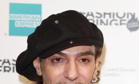 John Galliano Photograph