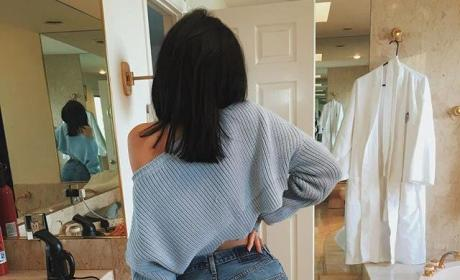 Kylie Jenner: Look at My Butt in Jeans!