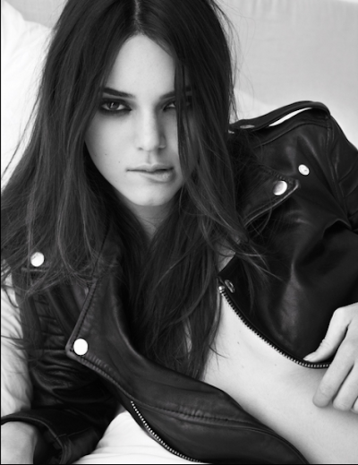 Kendall Jenner in W
