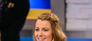 Blake Lively: I Want to Attend Harvard Business School!