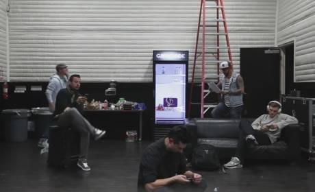 Backstreet Boys Harlem Shake
