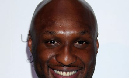 Lamar Odom: Awake, Talking, Showing MAJOR Signs of Improvement!