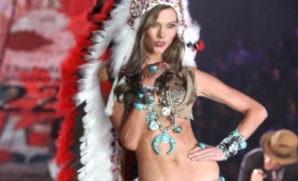 Victoria's Secret Apologizes For Native American Headdress in Fashion Show
