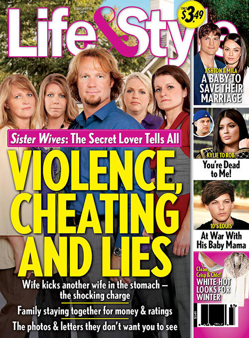 kody brown only sleeps with wife robyn sister wives tell book