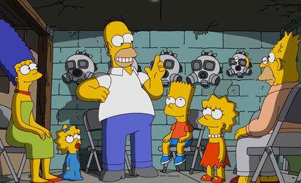 Matt Groening Reveals The Simpsons' Hometown!