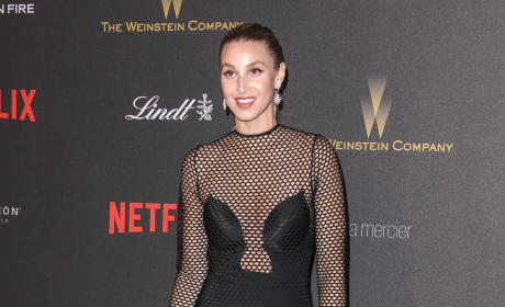 Whitney Port:  The Weinstein Company and Netflix 2016 Golden Globes After Party